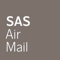SAS Cargo, airmail, air mail,